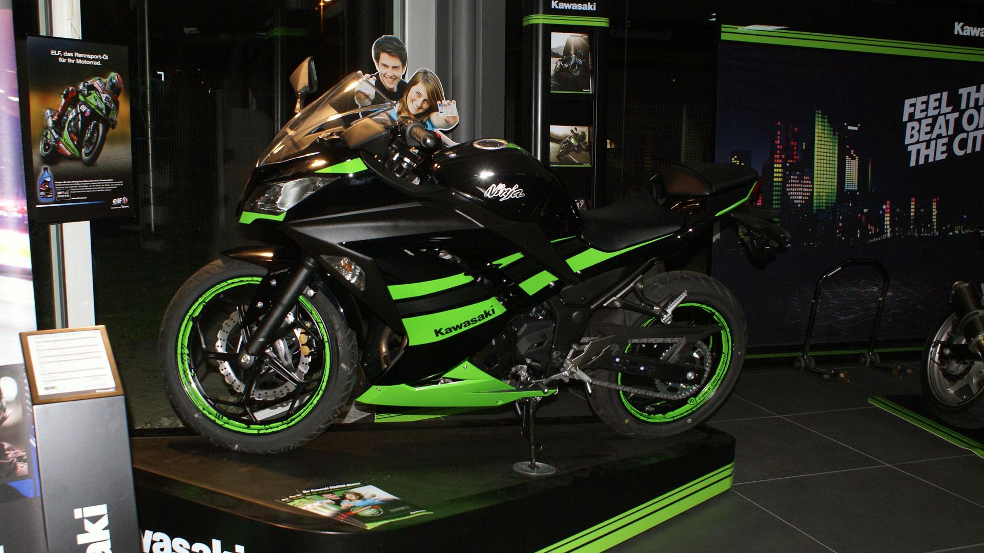 Autofolierung Motorrad folieren Schwerin